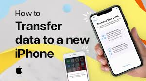 How to move all your data to your new iPhone