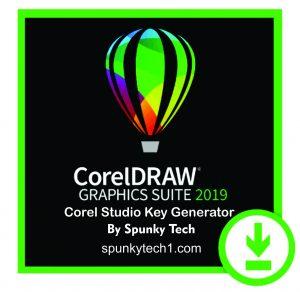 Corel Key Generator Logo