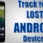 How to track a lost/stolen Andriod phone