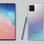 Samsung announces the Galaxy S10 Lite and Note 10 Lite